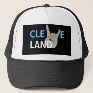 Cleveland vaggar hatten truckerkeps
