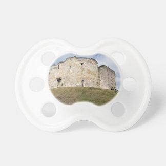 Cliffords torn i York historisk byggnad Napp