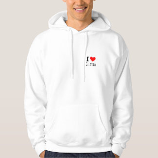 Clinton Alabama stadsdesign Sweatshirt Med Luva