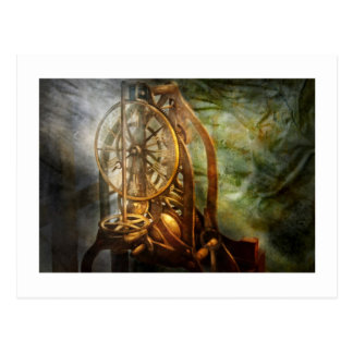 Clockmaker - dagtiden som fortfarande stås vykort