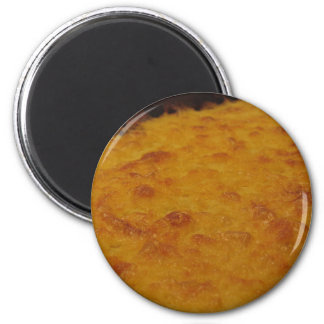 Closeup av chickpeamjölpannkakan som är bekant som magnet