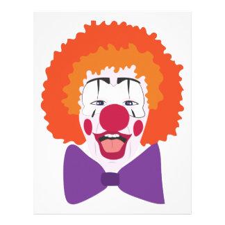 Clownhuvud Brevhuvud