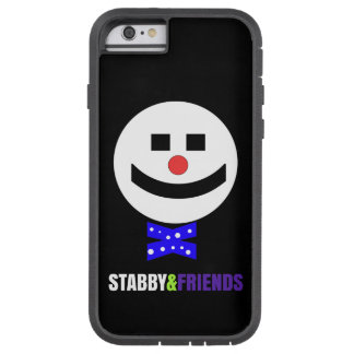 Clowny - Stabby & vänner - fodral iPhone6 Tough Xtreme iPhone 6 Skal
