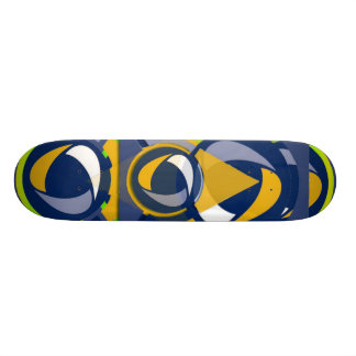 Cny-Muttahida Majlis-E-Amal Skateboard