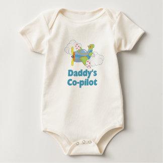 Co-pilot- pojke för pappor body