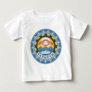 Coat_of_arms_of_Balykchy_Kyrgyzstan T Shirts