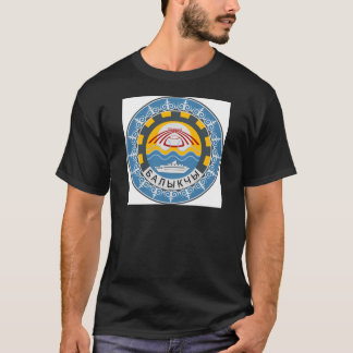 Coat_of_arms_of_Balykchy_Kyrgyzstan Tshirts