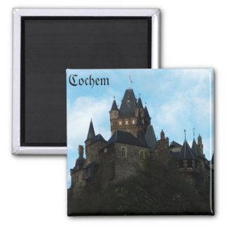 Cochem slott magnet