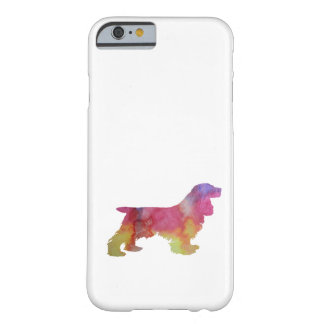 CockerspanielSpaniel Barely There iPhone 6 Skal