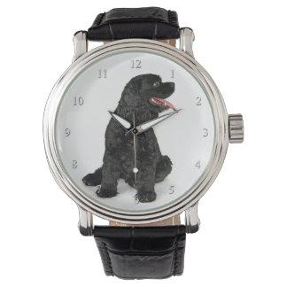 CockerspanielSpanielklocka Armbandsur