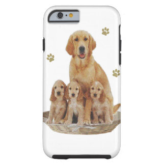 CockerspanielSpanielprodukter Tough iPhone 6 Case