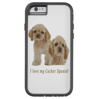 Cockerspanielspanielsprodukter Tough Xtreme iPhone 6 Case