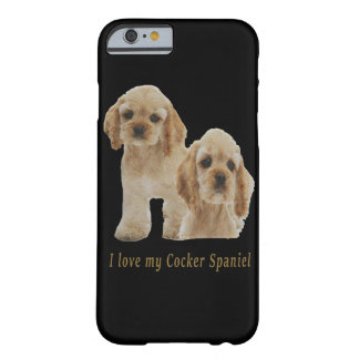 Cockerspanielspanielvalpar Barely There iPhone 6 Fodral