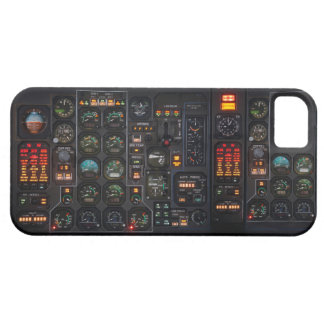 Cockpit iPhone 5 Case-Mate Skydd