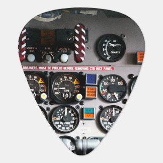 Cockpit Plektrum