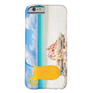 Coctail på stranden II Barely There iPhone 6 Skal