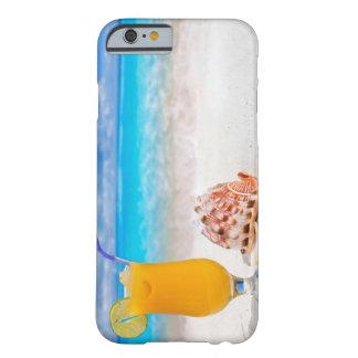 Coctail på stranden mig barely there iPhone 6 skal