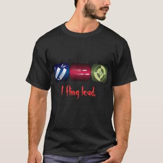 COD4 - Jag slänger bly- (svarten) T Shirt