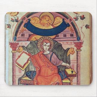 Cod.22 St Mark, från Ada-manuskript Musmatta