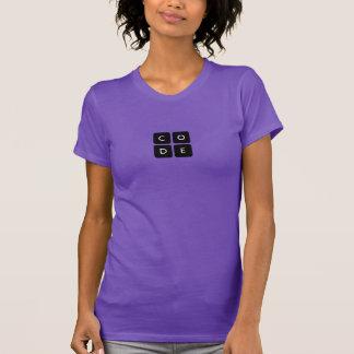 Code.org kvinna skjorta för T T-shirt