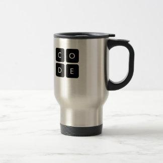 Code.org travel mug resemugg