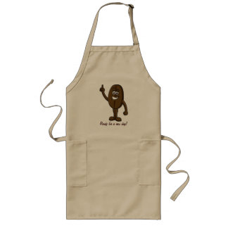 Coffee apron delantales