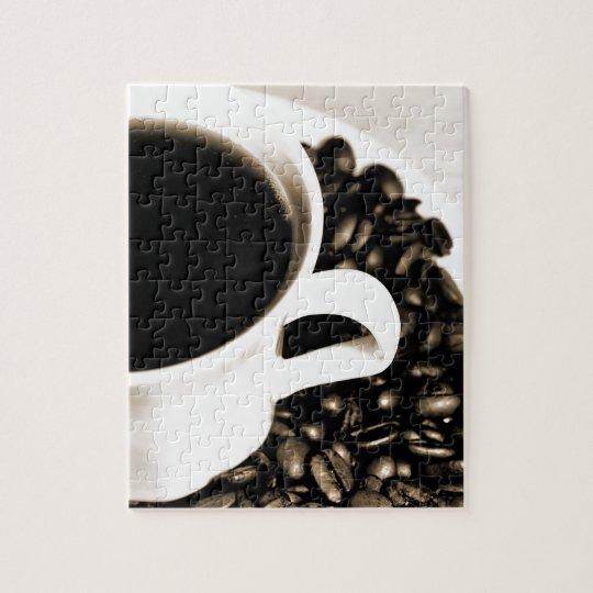 Coffee / Kaffe Pussel