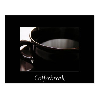Coffeebreak Vykort