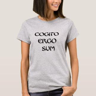 Cogito Ergo summa T-shirt