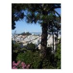 Coit torn San Francisco Vykort