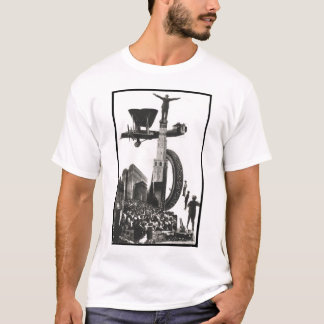Collage av Aleksandr Rodchenko Tee Shirts
