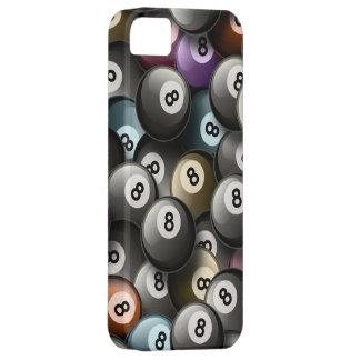 Collage för åtta bollar iPhone 5 Case-Mate skydd