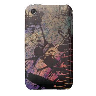 Collagenr. 5 - skyddande fodral för iPhone 3 iPhone 3 Case-Mate Skydd