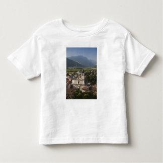 College- kyrka i morgon, Arco, Trento T Shirt