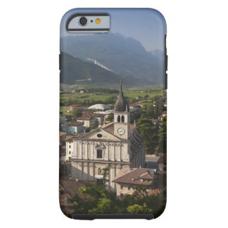 College- kyrka i morgon, Arco, Trento Tough iPhone 6 Case