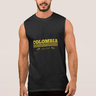 COLOMBIA efter 1810 Ärmlösa Tees