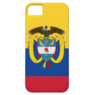 Colombia flagga iPhone 5 skydd