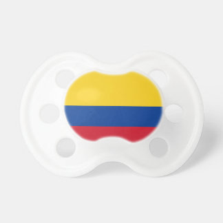 Colombia flagga napp