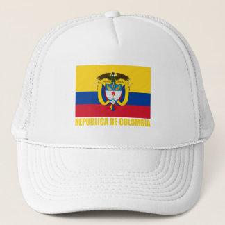 Colombia flagga & vapensköld keps