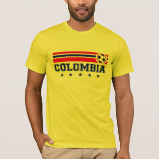 Colombia fotboll t shirts