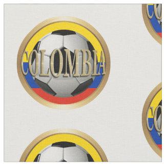 Colombia fotbollboll tyg