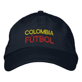 COLOMBIA FUTBOL BRODERAD KEPS