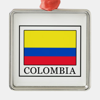 Colombia Julgransprydnad Metall