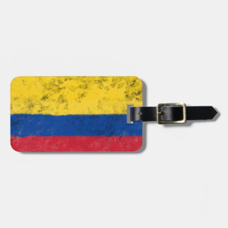 Colombia Luggage Tags