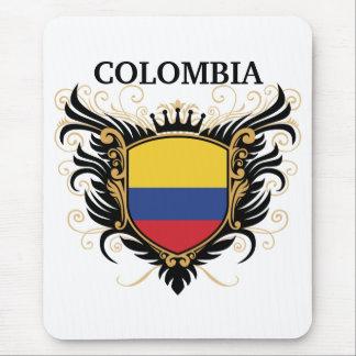 Colombia [personifiera], mus mattor