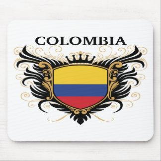 Colombia [personifiera], musmatta