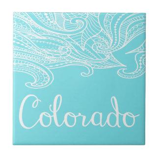 Colorado Boho Kakelplatta