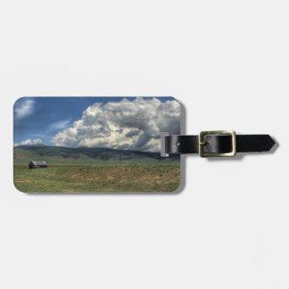 Colorado lantgård bagagebricka