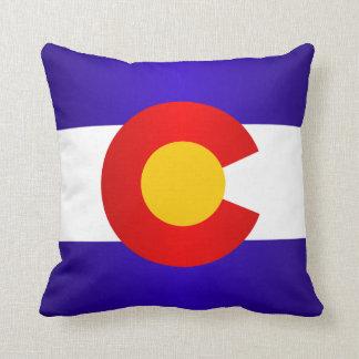 Colorado pride dekorativ kudde