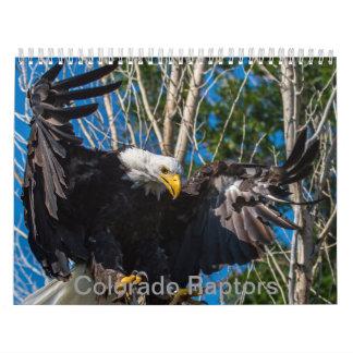 Colorado rovfågelkalender kalender